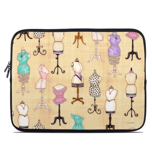 Dress Forms Laptop Sleeve
