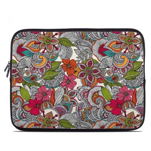 Doodles Color Laptop Sleeve