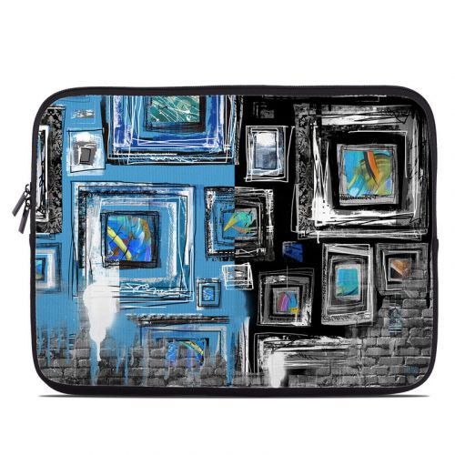 Dripping Walls Laptop Sleeve