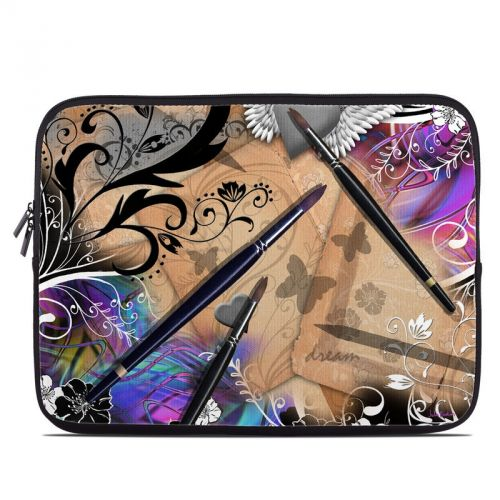 Dream Flowers Laptop Sleeve