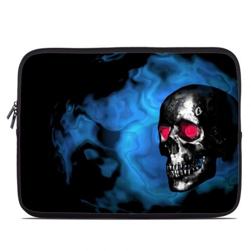 Demon Skull Laptop Sleeve