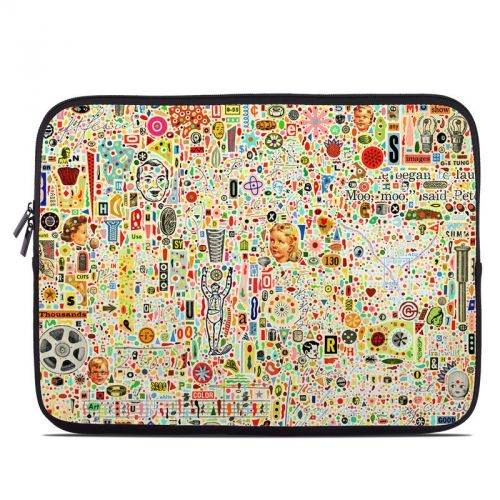 Effloresce Laptop Sleeve