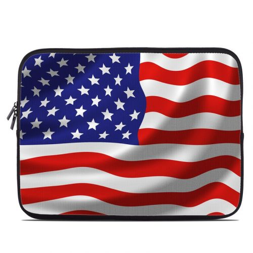 USA Flag Laptop Sleeve