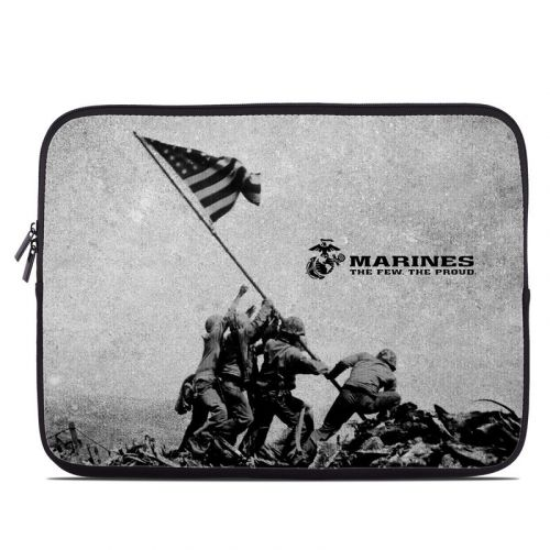 Flag Raise Laptop Sleeve