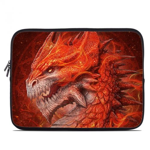 Flame Dragon Laptop Sleeve