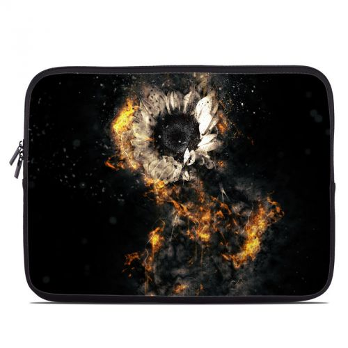 Flower Fury Laptop Sleeve
