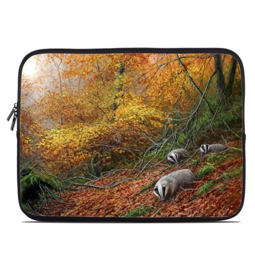 Forest Gold Laptop Sleeve