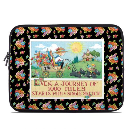 Forty Year Journey Laptop Sleeve