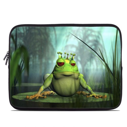 Frog Prince Laptop Sleeve