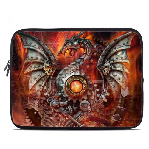 Furnace Dragon Laptop Sleeve