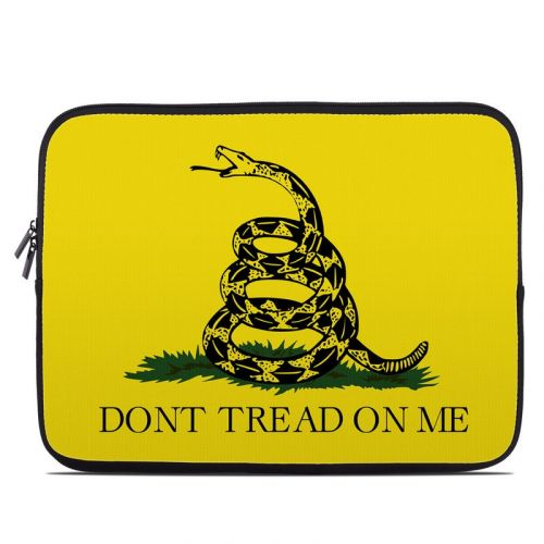Gadsden Flag Laptop Sleeve
