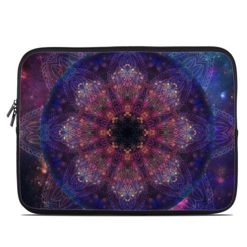 Galactic Mandala Laptop Sleeve