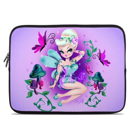 Garden Fairy Laptop Sleeve