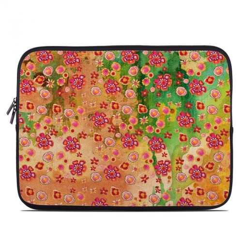 Garden Flowers Laptop Sleeve