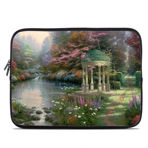 Garden Of Prayer Laptop Sleeve