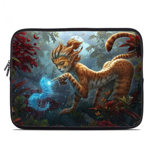 Ghost Centipede Laptop Sleeve