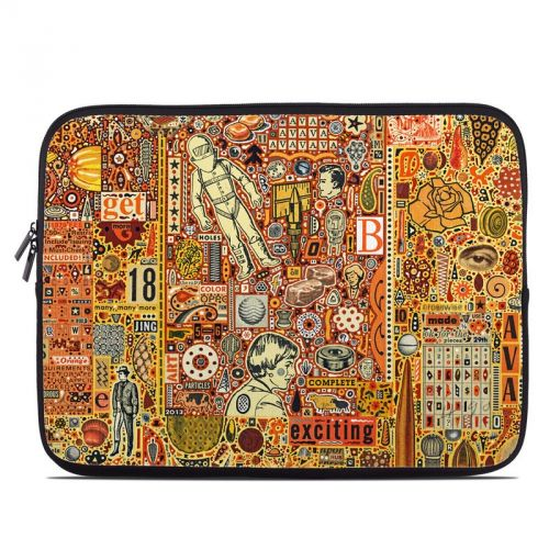 The Golding Time Laptop Sleeve