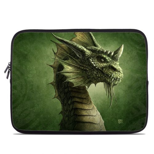 Green Dragon Laptop Sleeve