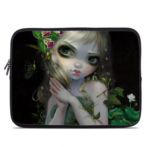 Green Goddess Laptop Sleeve