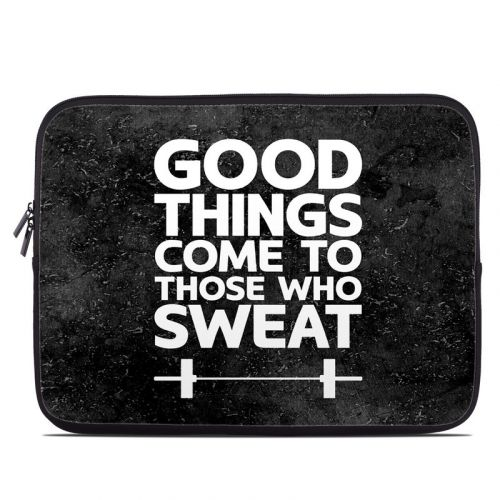 Those Who Sweat Laptop Sleeve