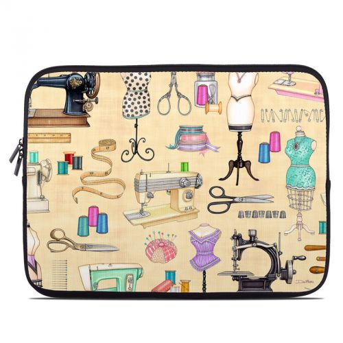 Haberdashery Laptop Sleeve