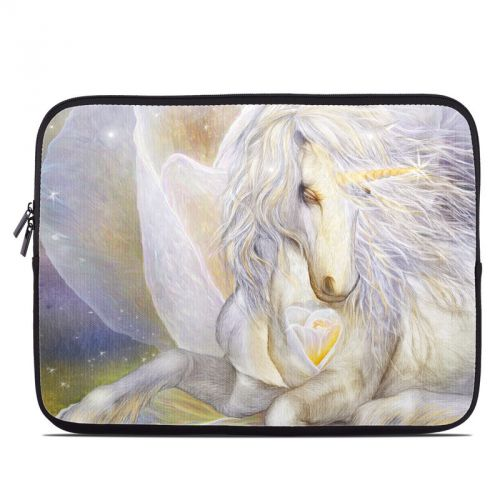 Heart Of Unicorn Laptop Sleeve