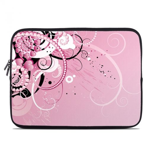 Her Abstraction Laptop Sleeve