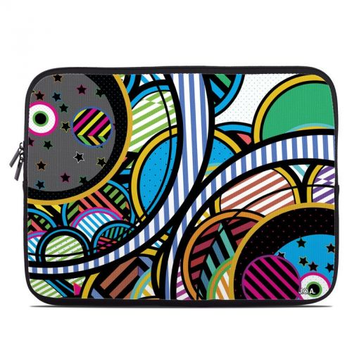 Hula Hoops Laptop Sleeve
