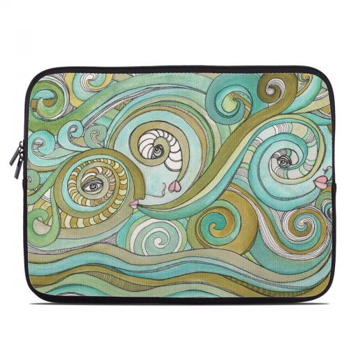 Honeydew Ocean Laptop Sleeve