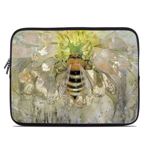 Honey Bee Laptop Sleeve