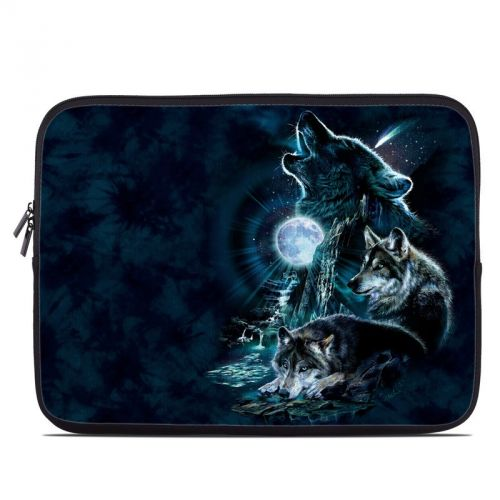 Howling Laptop Sleeve
