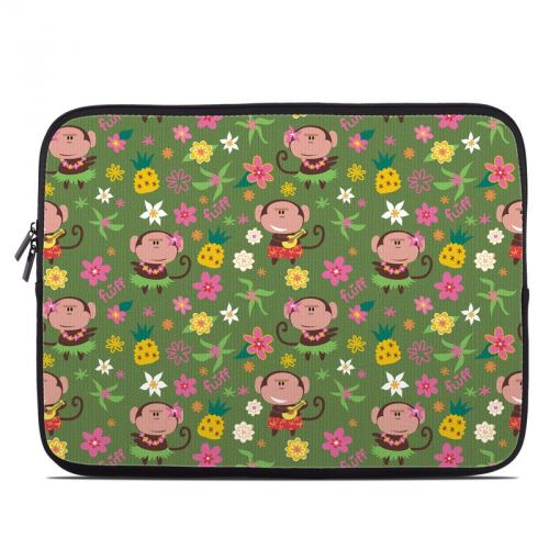 Hula Monkeys Laptop Sleeve