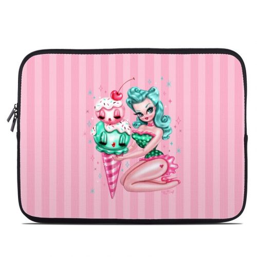 Ice Cream Laptop Sleeve