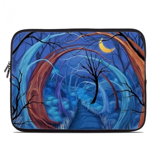 Ichabods Forest Laptop Sleeve
