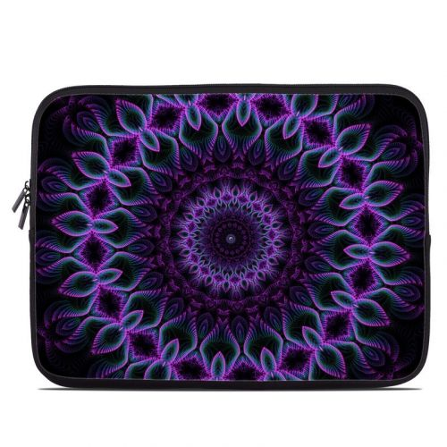 Silence In An Infinite Moment Laptop Sleeve