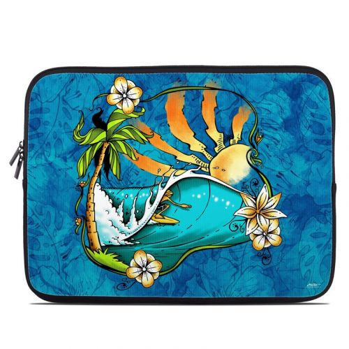 Island Playground Laptop Sleeve