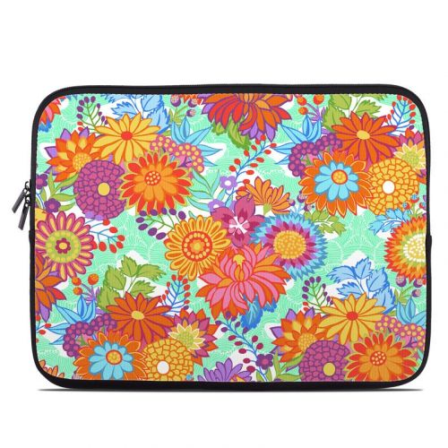 Jubilee Blooms Laptop Sleeve