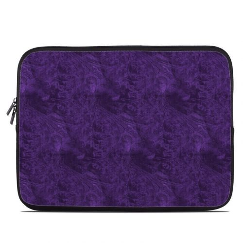 Purple Lacquer Laptop Sleeve