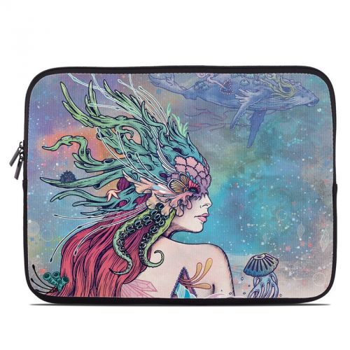 Last Mermaid Laptop Sleeve