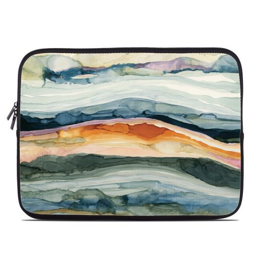 Layered Earth Laptop Sleeve