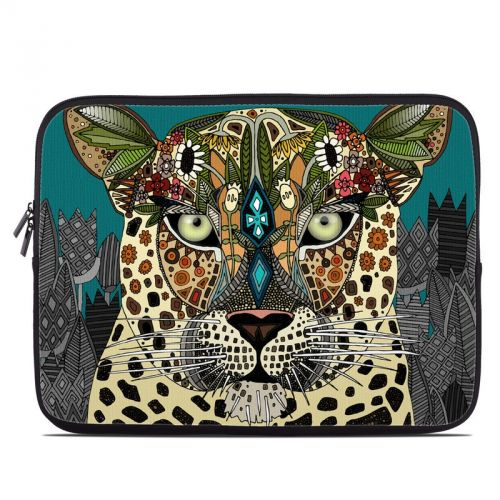 Leopard Queen Laptop Sleeve