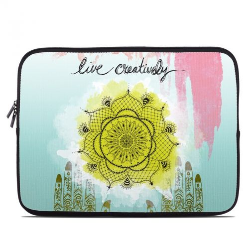 Live Creative Laptop Sleeve