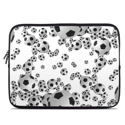 Lots of Soccer Balls Laptop Sleeve