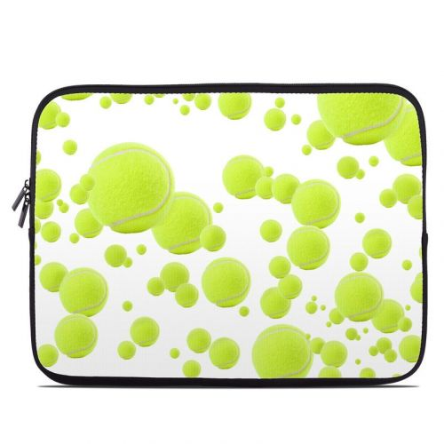 Lots of Tennis Balls Laptop Sleeve