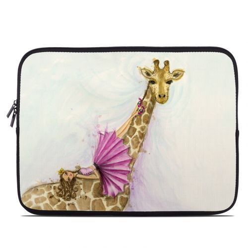 Lounge Giraffe Laptop Sleeve