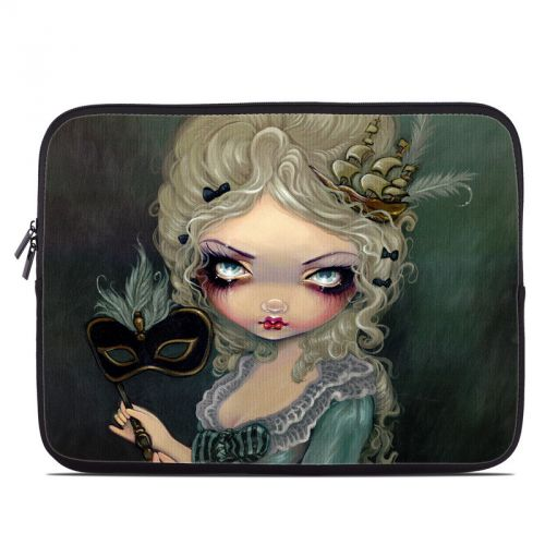 Marie Masquerade Laptop Sleeve