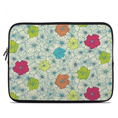 May Flowers Laptop Sleeve