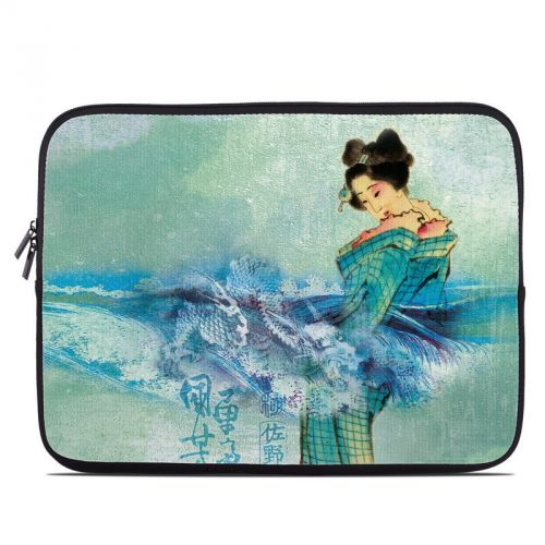 Magic Wave Laptop Sleeve