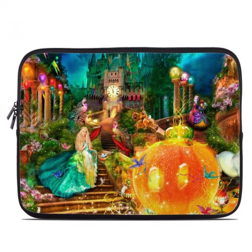 Midnight Fairytale Laptop Sleeve