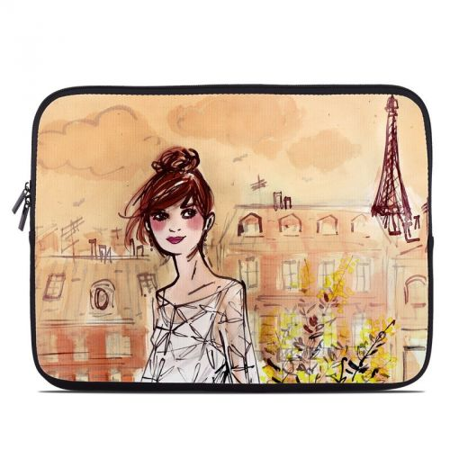 Mimosa Girl Laptop Sleeve